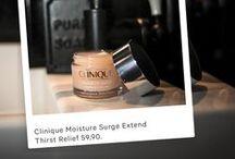 Clinique - kauden huipputuotteet! / Ajankohtaiset tuotteet ihonhoidon ja meikin tuoksuttomat klassikot.