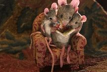 Mice / by Veronica Arnold