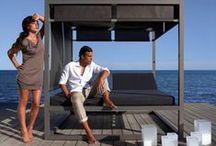 outdoor / Exclusieve moderne buitenmeubelen.  Design outdoor furniture.