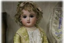 Doll Porcelain Antique