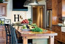 Heart of the Home / Kitchen Ideas / by Sarah Athnos