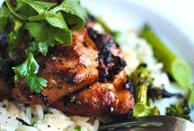 The Meats / Chicken, Beef, Pork & Turkey