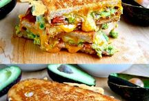 Sammiches / Scrumptious sandwiches