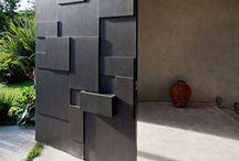 Doors I Peterssen/Keller Architecture
