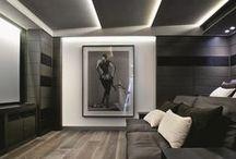 Media Rooms I Peterssen/Keller Architecture