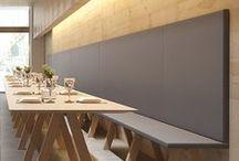 Restaurants I Peterssen/Keller Architecture