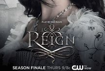 Reign / My favorite CW show