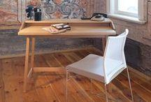 Home Office Ideas   Office Desks / Modern ideas for home office design.