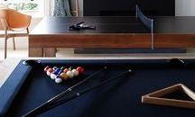 Game Rooms | Peterssen/Keller Architecture