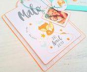 L'INSTANT C - LES JOLIS PAPIERS / Des faire-parts et autres décorations de table réalisés sur mesure selon votre budget et le thème de votre grand jour.