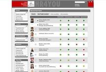 E-Recruiting Software / Bewerbermanagement - Talent Management - Personalentwicklung - Personalberatung - Zeitarbeit - Transfer bzw. Outplacement