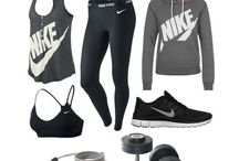 Exercise/Fitness/workout gear
