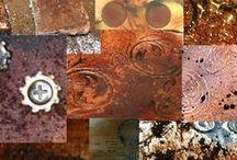 Original Rust - Rust Time / Rost und Patina mit Original Rust