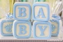 Baby Shower Food / Baby Shower Food! Ideas & inspiration for beautiful & delicious baby shower food. From cupcakes to savory appetizers to themed treats - all baby shower food is pinned here!