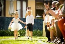 Flower girls, page boys and ring bearers ~ www.weddingsinthailand.com / Adorable assistants