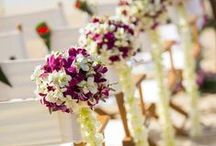 Purple Passion - Wedding colour schemes - www.weddingsinthailand.com / Go graceful with shades of mauve and lavander or bold with violet and plum...purple is perfect for any scheme