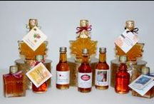Maple Syrup Favors / Assorted NH Made Pure Maple Syrup Favors / by Fuller's Sugarhouse