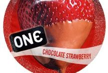 Sweet Treats / Delicious desserts and ONE condoms to match! / by ONE Condoms