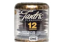 Body Art / ONE® Tantric Pleasures™ are the first condoms in the world created with tattoo-inspired texture for increased pleasure and an easy-rolling flared shape for added comfort. http://goo.gl/c3irZL / by ONE Condoms