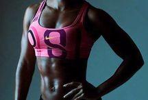 Workout inspiration / by Tiffani Smith