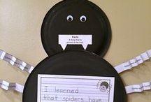 Halloween Learning Activities / Halloween themed fun educational activities for preschool and kindergarten