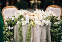 { Weddings } flower ideas / All our favourite pins of wedding flowers.  www,theflowerfarm.co.uk https://www.facebook.com/theflowerfarmflorist/