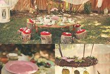 H O O R A Y  •  K I D S / Event decor, arrangement and settings for kids.