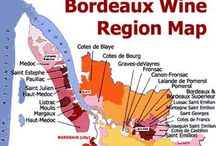 Maps of Wine Regions / Maps of wine regions all over the world, so you know where to go to visit your favourite wineries.