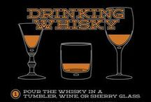 Distilled spirits infographics / Lots of info that makes you appreciate your dram even more!