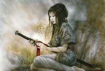 Fantasy & Abstract Art / sensual paintings of women