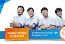 Niagahoster Promo / Percayakan website Anda pada layanan web hosting yang memiliki panel kontrol standar industri cPanel®, bantuan pelanggan 24 jam melalui telepon dan livechat, garansi uang kembali, dan garansi uptime 99.9% di datacenter tier-3 Indonesia.