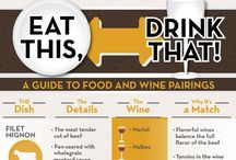 Wine pairings / What do we eat? But more important... what do we drink with it?