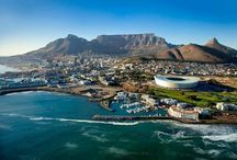 Cape Town .. the most beautiful city in the world ... / In and around Cape Town! South Africa. Credit to the photographers on the Facebook page with the same name ....