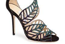 Tánc ruha, cipő