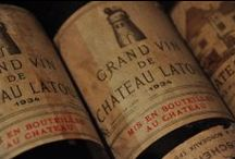 Extraordinary wine bottles / Bottles for a special occasion... (every day is special to us)