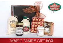 Maple Syrup Gifts / Everyone loves a sweet treat – so give a gift of Fuller's Sugarhouse award-winning, 100% pure maple products from New Hampshire.  / by Fuller's Sugarhouse