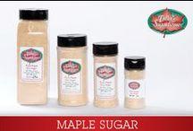 Maple Cream + Sugar