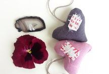13 simple things / Handmade - Natural Textiles - Natural Home- Natural Lifestyle - Linen and Pure Wool