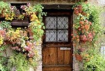 Wo die Elfen leben / Fairy Homes / mystical , inspiring, homes full of spirit