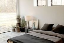Schlafräume / Bedrooms / Pure, Simple, Natural Bedrooms