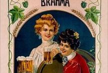 Beer ads - Brasil / We never had a Brazilian beer to be honest, but the ads sure look good!