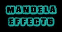 "Mandela Effects / In 2010, blogger Fiona Broome coined the term ""Mandela Effect"" to describe a collective memory she discovered at the Dragon Con convention, where many others believed that former South African President Nelson Mandela died during his imprisonment in the 1980s. That year, Broome launched the site MandelaEffect.com[1] to document various examples of the phenomenon."