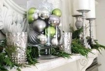 {  holiday inspiration  } / style and decorating for the holidays