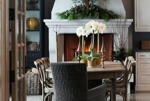 Dining Room and Tablescapes