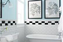 {  bathroom retreats  } / inspiring bathroom design