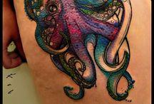 Tattoos / by Becca Durrett