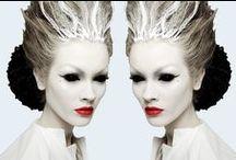 Creepy Sisters / My love of creepy goes double double. / by Emily Barnett