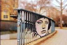 Street Art / by Emily Barnett