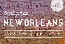 Wanderlust / by New Orleans Hotel Collection