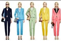 """RESORT 2012 / """"The woman is the most perfect doll that i have dressed with delight and admiration."""" — Karl Lagerfeld"""